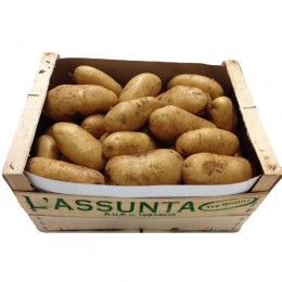 PATATE NOVELLE IN CASSA
